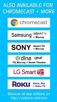 Video & TV Cast   Fire TV - Web Video Cast Browser apk screenshot