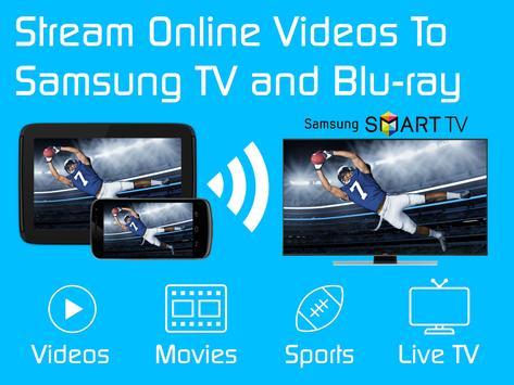 Video & TV Cast | Samsung TV - HD Movie Streaming screenshot 4