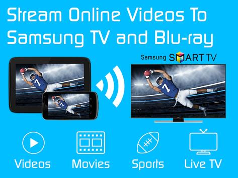 Video & TV Cast   Samsung TV - HD Movie Streaming screenshot 8