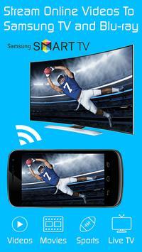 Video & TV Cast   Samsung TV - HD Movie Streaming poster