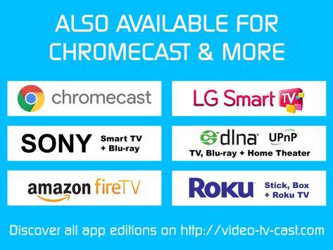Video & TV Cast | Samsung TV - HD Movie Streaming screenshot 11