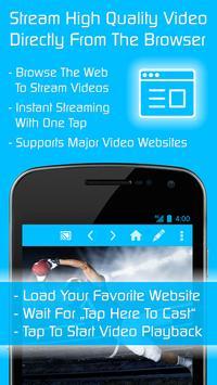 Video & TV Cast   Samsung TV - HD Movie Streaming screenshot 1