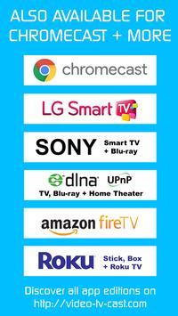Video & TV Cast   Samsung TV - HD Movie Streaming screenshot 3