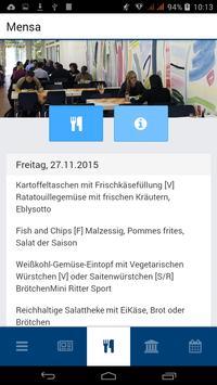 University of Hohenheim screenshot 1