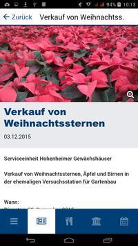 University of Hohenheim screenshot 2
