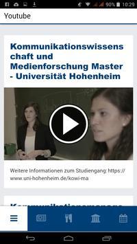 University of Hohenheim screenshot 3
