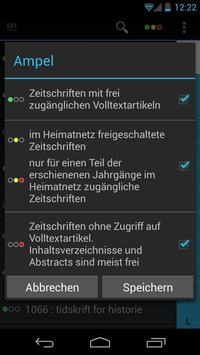 Mobile EZB screenshot 2