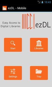 ezDL Mobile poster