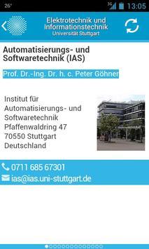 EI App - Uni Stuttgart apk screenshot