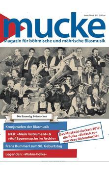 mucke - epaper poster