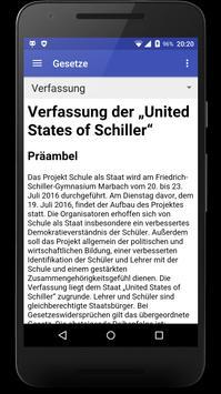 Official App of USS apk screenshot