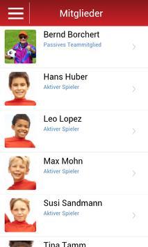 UnserTeam - Team Manager screenshot 4