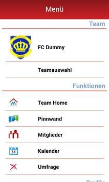 UnserTeam - Team Manager poster