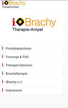 iBrachy bei Prostatakrebs poster
