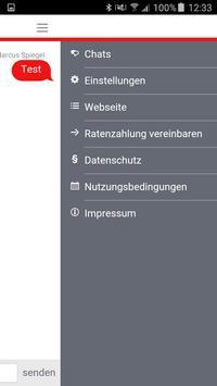DB Fahrpreisnacherhebung screenshot 1