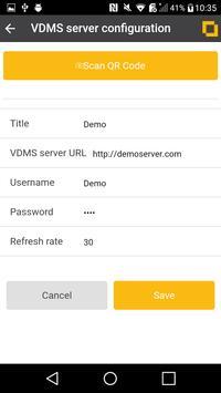 VDMS screenshot 2