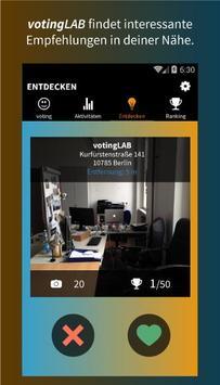 votingLAB - Tagesfeedback App apk screenshot