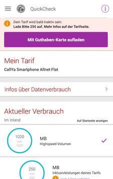 MeinCallYa screenshot 1