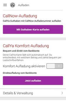 MeinCallYa screenshot 2
