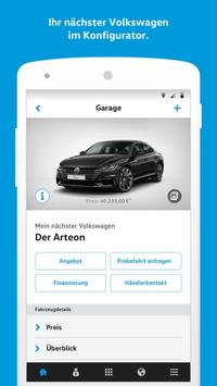 Volkswagen screenshot 1