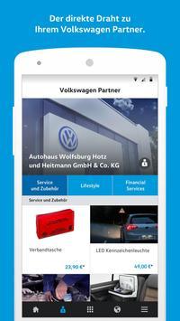 Volkswagen screenshot 2