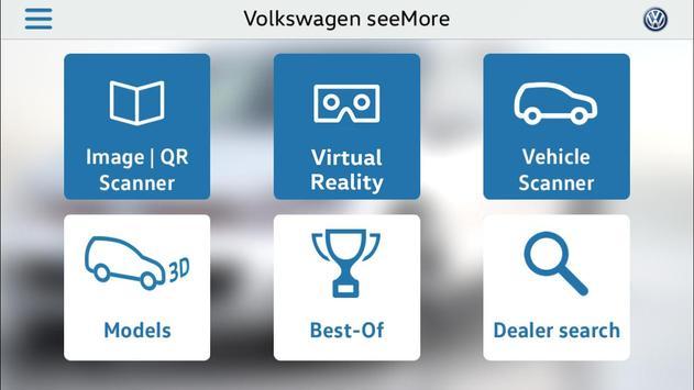 Volkswagen seeMore (ES) poster
