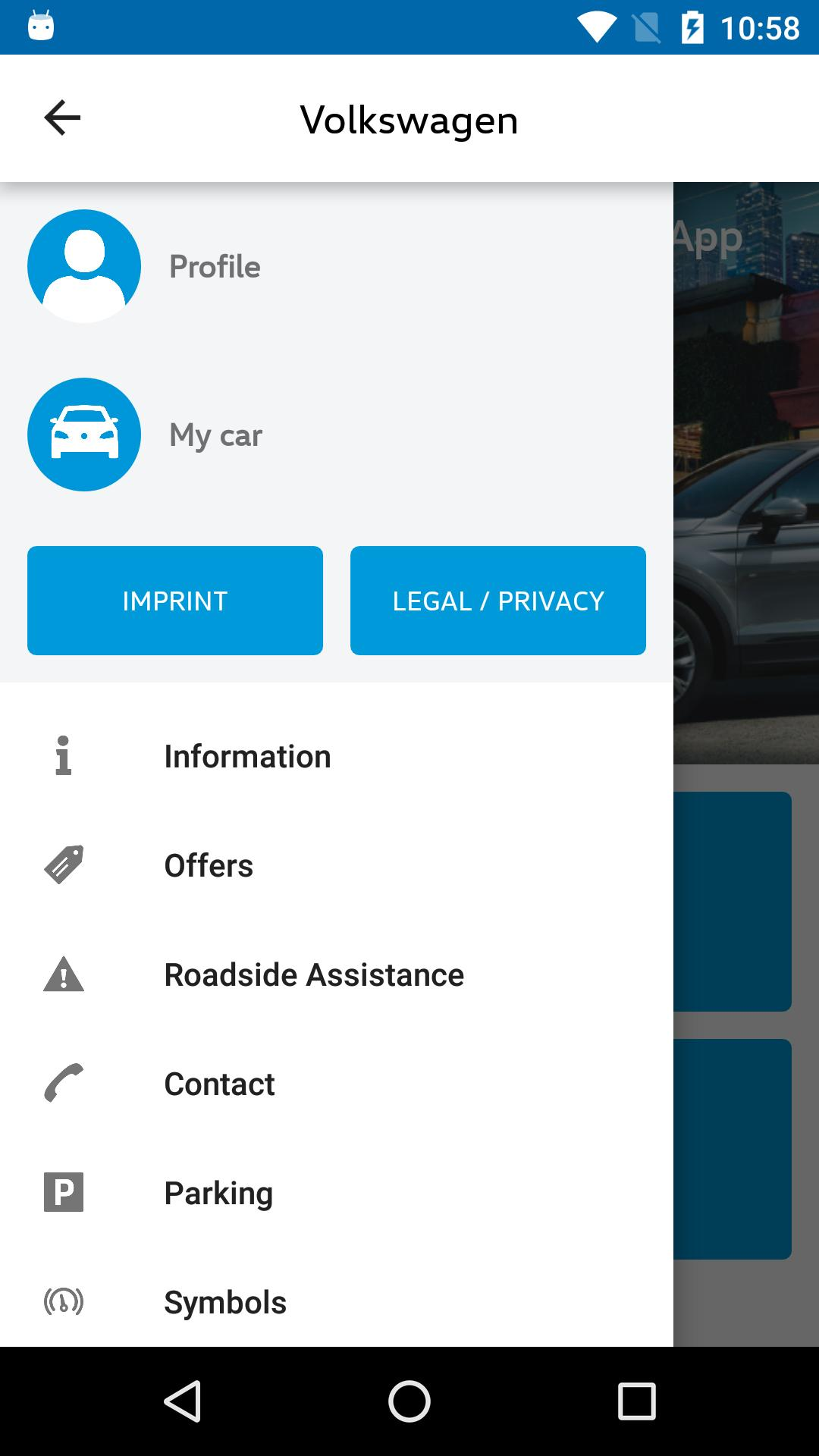Volkswagen Service Oman for Android - APK Download
