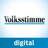 Volksstimme digital icon