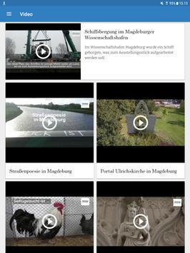 Volksstimme digital apk screenshot