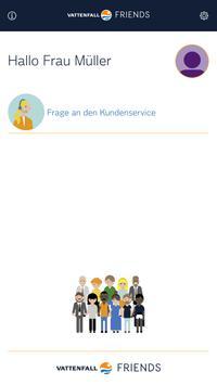 Vattenfall Friends screenshot 1