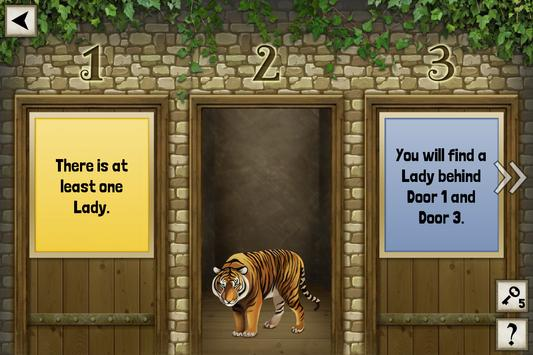 Lady or Tiger screenshot 1