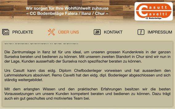 CC Bodenbeläge screenshot 4