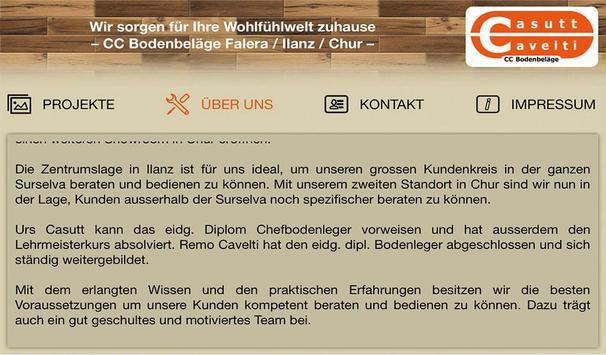 CC Bodenbeläge screenshot 7