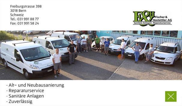 Fischer&Hostettler AG apk screenshot