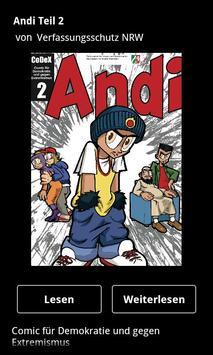 ANDI 2 - Islamismus poster
