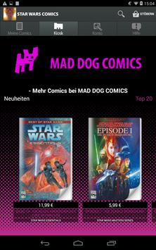 Star Wars Comics apk screenshot