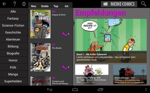 MAD DOG COMICS apk screenshot