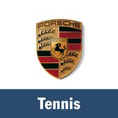 Porsche Tennis icon