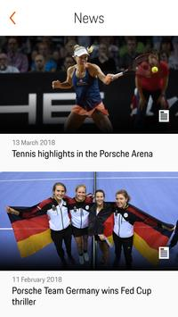 Porsche Tennis screenshot 4