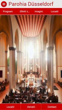 Orthodox church in Dusseldorf poster