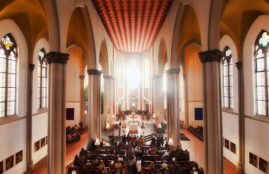 Orthodox church in Dusseldorf apk screenshot