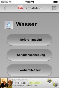 Notfall-App - Hermann Hübner apk screenshot