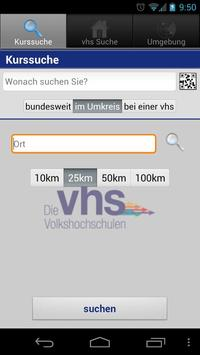vhs.KursApp apk screenshot