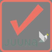 JUUNA – Meine Aufgaben icon