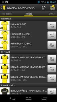 BVB bestellbar screenshot 1