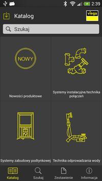 Katalog Viega Polska poster