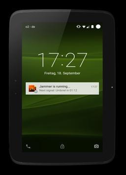 SSJ - Social Signal Jammer screenshot 11