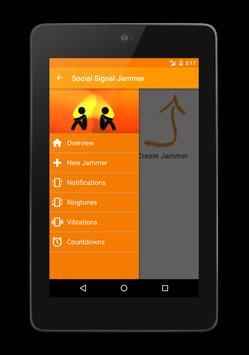 SSJ - Social Signal Jammer screenshot 13