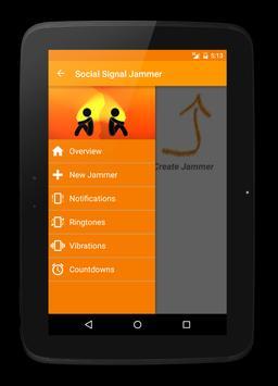 SSJ - Social Signal Jammer screenshot 8