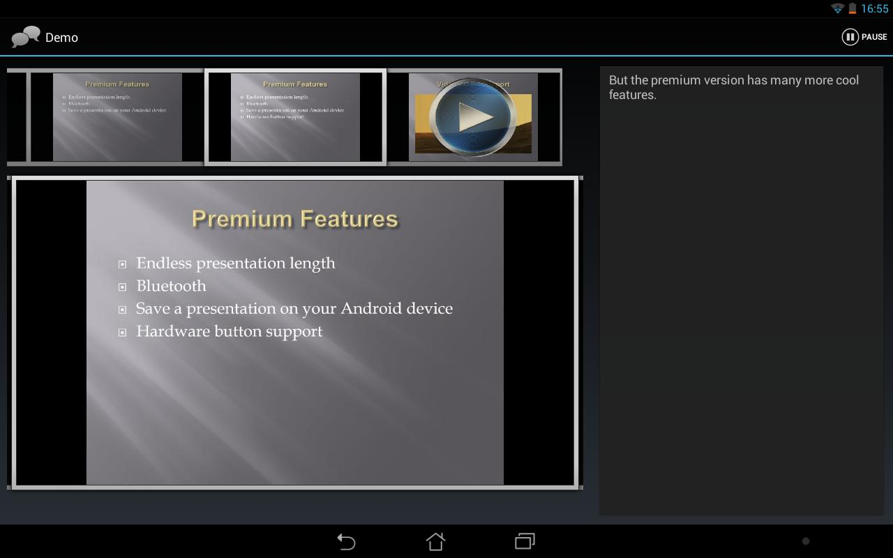 Remote presenter for android apk download - Open office android francais ...